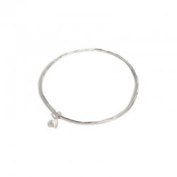 Bracelet Bangle silver budedit