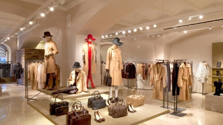Clothes Shops