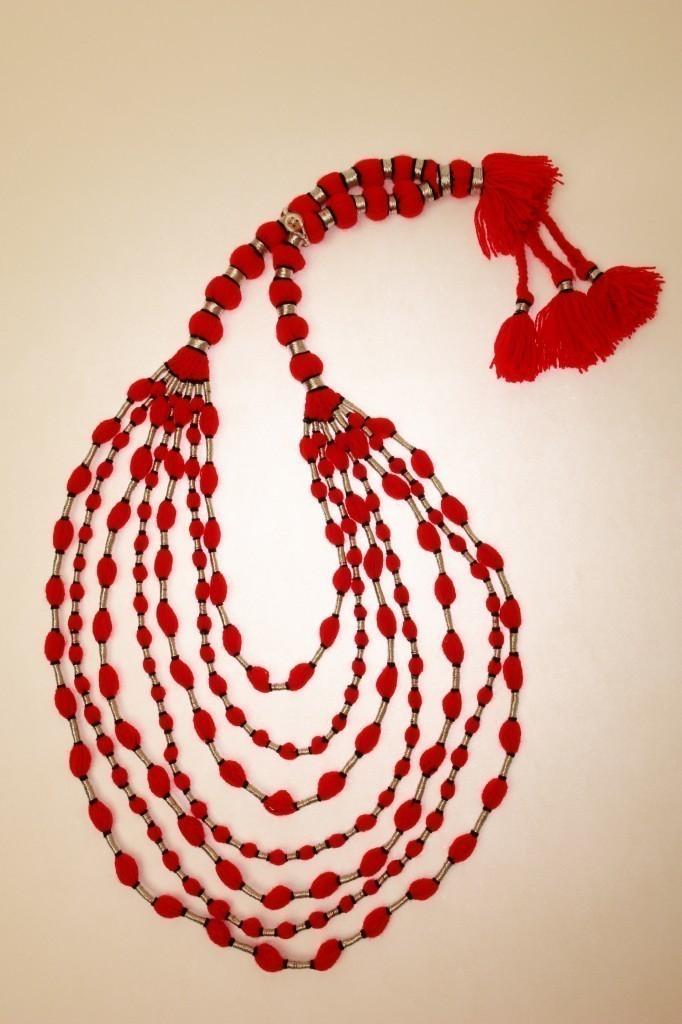 Baraka Sindoor Inaaya necklace