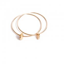 Earrings gold studsedit