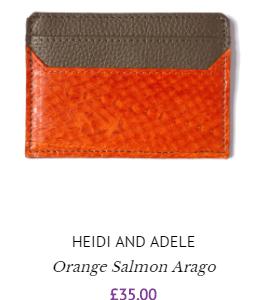 HaA Orange and Salmon Arago