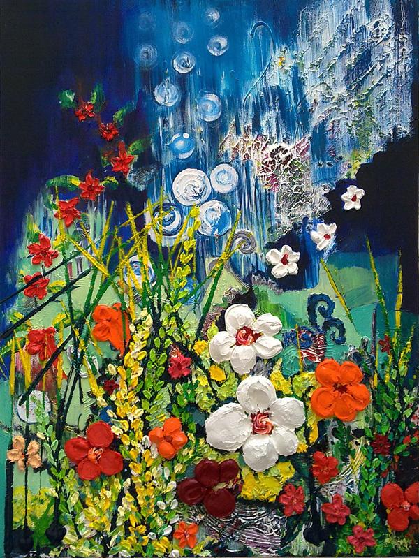 'Life and Death' by Laura Iosifescu.