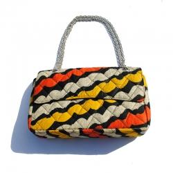 Medium Quilted Shoulder Bag