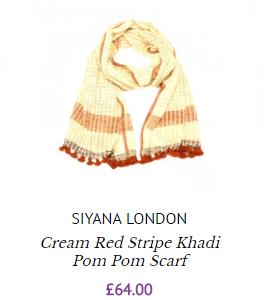 Siyana Scarf