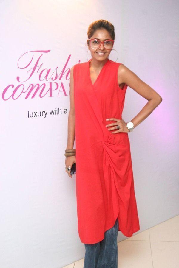 Super Model Iraj at Fashion Compassion Pakistan Launch