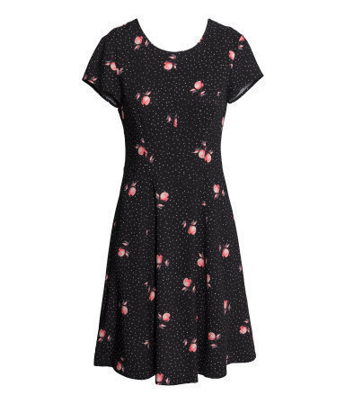 Viscose Dress. Product info: -100% Viscose.