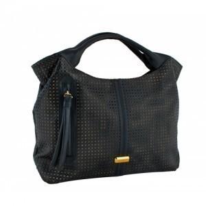 Tulip Black Bag By GUNAS